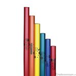 Boomwhackers Set of 6-Note C Pentatonic Treble