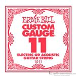 Ernie Ball String Guitar .011 Steel 1011ST