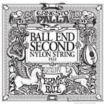 Ernie Ball String Guitar 2nd Nylon Ball End 1522