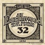 Ernie Ball String Guitar .032 Bronze 1432BR