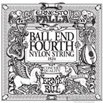 Ernie Ball String Guitar 4th Nylon Ball End 1524