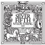 Ernie Ball String Guitar 5th Nylon Silver 1535