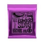 Ernie Ball Power Sllinky Nickle Wound Electric Guitar Strings 2220
