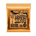 Ernie Ball Hybrid Slinky Electric Guitar Strings Guitar 2222