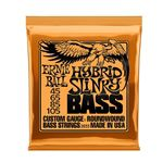 Ernie Ball Hybrid Slinky Nickel Wound Electric Bass Strings 2833