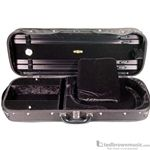 "Howard Core CC399 15""-17"" Oblong Adjustable Black Viola Case"