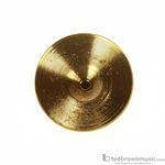Harmony Jewelery FPP538 Gold Cymbal Pin