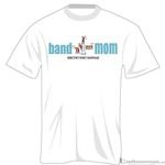 "Music Treasures 100245 ""Band Mom Nightmare"" T-Shirt"