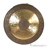 "Han-Chi CG-32 32"" Hand Hammered Chao Gong"