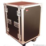 Gator Case Audio ATA Wood Fight Rack G-TOUR-16U-CAST