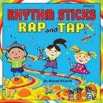 Rhythm Sticks Rap and Tap CD