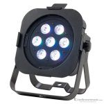 American DJ FLAT PAR TRi7X RGB LED Low Profile Light