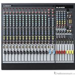 Allen and Heath GL2400 16-Input Dual-Function Live Sound Mixer
