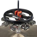 Rhtythm Tech Tambourine Nickel Jingles Hat Trick  G2 RT7420