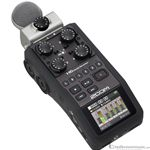 Zoom H6 6-Track Handheld Portable Recorder