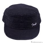Fender Hat Military Cap Black 9190660306