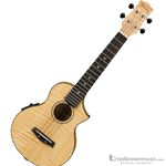 Ibanez UEW12E Flamed Maple EW Series Concert Ukulele