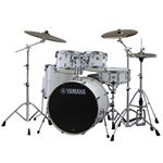 "Yamaha Birch Stage Custom 5-Piece With 20"" Kick and HW-780 Hardware Pack"