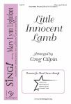Little Innocent Lamb (Choral) 3PT Mixed