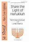 Share the Light of Hanukkah (Choral) Unison/2PT