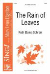 The Rain of Leaves SATB