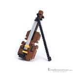 Nano Blocks 58110 Micro-Sized Violin
