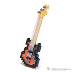Nano Blocks 58325 Micro-Sized Bass Guitar