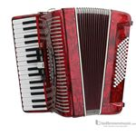 Hohner 72 Bass Piano Accordion