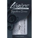 Bass Clarinet Reed Legere Synthetic Signature 3.00