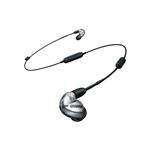 Earphones Shure SILVER SE425 W/UNI AND RMCE-BT1