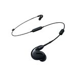 Earphones Shure BLACK SE846 W/UNI AND RMCE-BT1