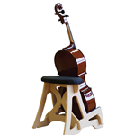RC Willimas Cello Stand And Chair