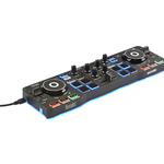 Hercules DJ Starlight Controller With Built In Sound Card