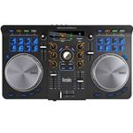 Hercules DJ Universal Controller With Built In Sound Card and Bluetooth