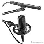 Audio Technica AT4040SP Cardioid Condenser Microphone Pack