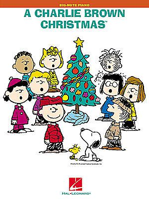 Charlie Brown Christmas Soundtrack.A Charlie Brown Christmas Tm Big Note