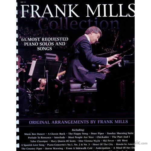 Frank Mills 63 Songs Collection Piano