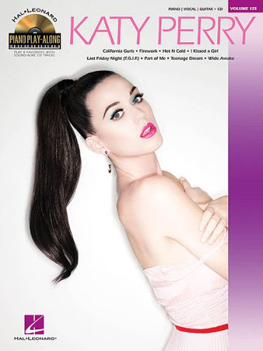 Katy Perry Piano Playalong BKCD