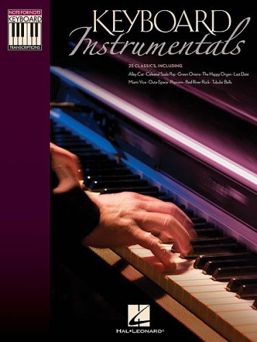 Keyboard Instrumentals (Note for Note Transcriptions)