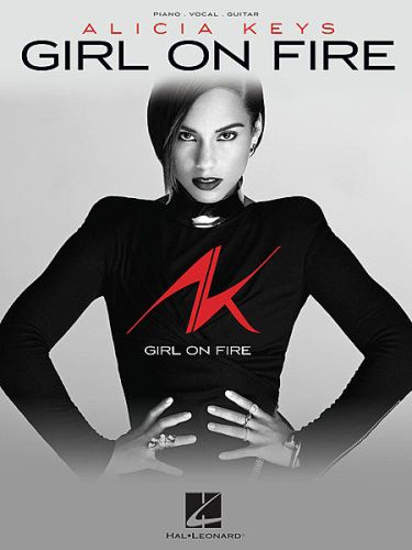 Alicia Keys - Girl on Fire PVG
