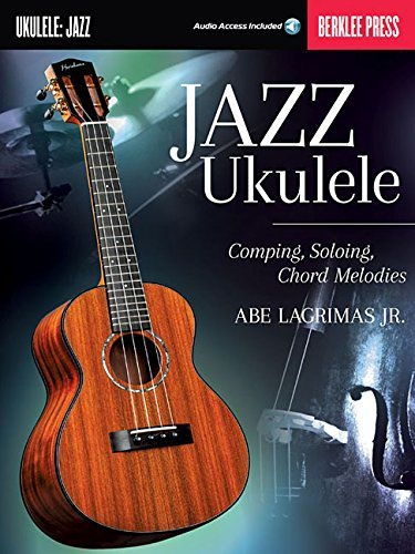 Jazz Ukulele (Berklee Press) Audio Access