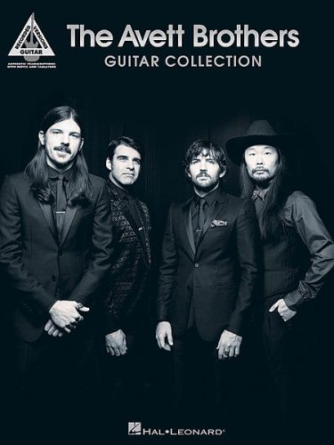 The Avett Brothers Guitar Collection Guitar Recorded Versions