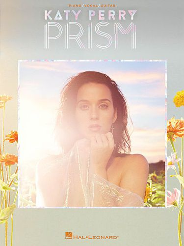 Katy Perry Prism (Piano/Vocal/Guitar)
