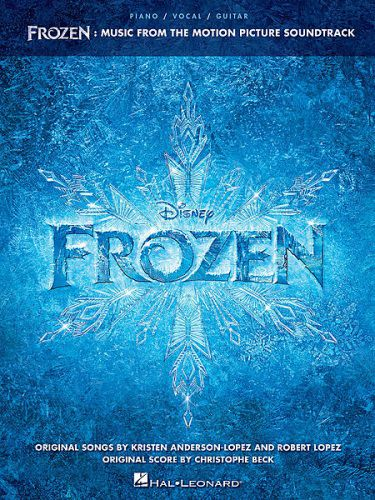 Frozen : Music from the Motion Picture Soundtrack [Piano/Vocal/Guitar] PVG