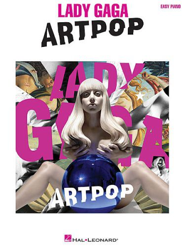 Lady Gaga Artpop Easy Piano
