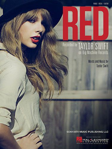 Red PVG Taylor Swift