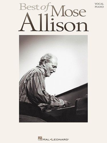 Best of Mose Allison for Voice/Piano