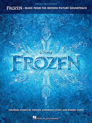 Frozen (Vocal Selections with Piano Accompaniment)