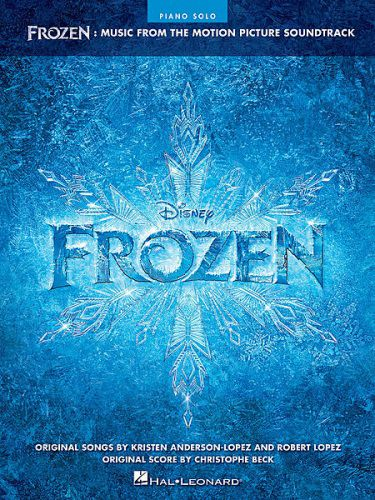 Frozen Piano Solo Selections