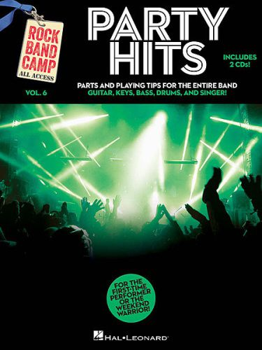 Party Hits Rock Band Camp Volume 6